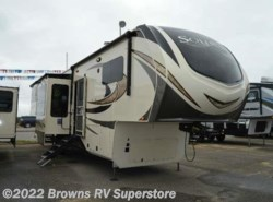 New 2018  Grand Design Solitude 375RES by Grand Design from Brown's RV Superstore in Mcbee, SC