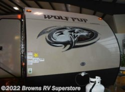 New 2017  Forest River Cherokee Wolf Pup 17CJ by Forest River from Brown's RV Superstore in Mcbee, SC