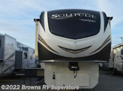 New 2018  Grand Design Solitude 384GK-R by Grand Design from Brown's RV Superstore in Mcbee, SC