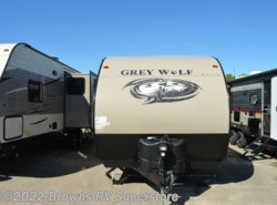 New 2018  Forest River Grey Wolf 27RR by Forest River from Browns RV Superstore in Mcbee, SC