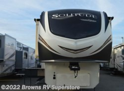 New 2018  Grand Design Solitude 384GK by Grand Design from Browns RV Superstore in Mcbee, SC