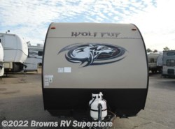 Used 2016  Forest River Wolf Pup 16BHS by Forest River from Browns RV Superstore in Mcbee, SC