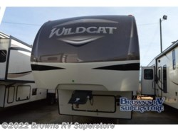New 2018  Forest River Wildcat 375MC by Forest River from Browns RV Superstore in Mcbee, SC