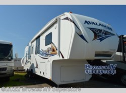 Used 2011  Keystone Avalanche 290RL by Keystone from Browns RV Superstore in Mcbee, SC
