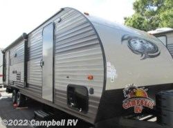 New 2017  Forest River Cherokee Grey Wolf 26RL by Forest River from Campbell RV in Sarasota, FL
