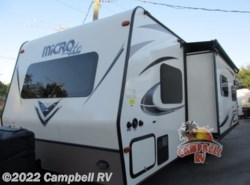 New 2017  Forest River Flagstaff Micro Lite 25DKS by Forest River from Campbell RV in Sarasota, FL