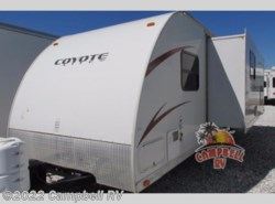 Used 2010  K-Z Coyote Lite CL232BS