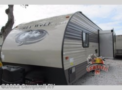 New 2017  Forest River Cherokee Grey Wolf 23MK by Forest River from Campbell RV in Sarasota, FL