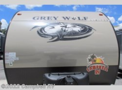 New 2018  Forest River Cherokee Grey Wolf 26DBH by Forest River from Campbell RV in Sarasota, FL
