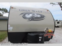 New 2018  Forest River Cherokee Grey Wolf 23MK by Forest River from Campbell RV in Sarasota, FL