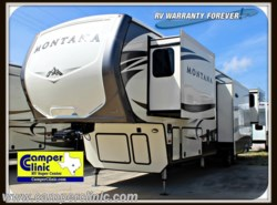 New 2017  Keystone Montana 3791RD by Keystone from Camper Clinic, Inc. in Rockport, TX