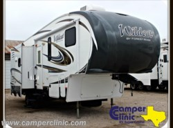 Used 2014  Forest River Wildcat 303BHX by Forest River from Camper Clinic, Inc. in Rockport, TX