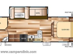 New 2017  Forest River Salem Cruise Lite T263BHXL by Forest River from Camper Clinic, Inc. in Rockport, TX