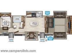 New 2018  Grand Design Solitude 379FLS by Grand Design from Camper Clinic, Inc. in Rockport, TX