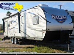New 2017  Forest River Salem 28RLDS by Forest River from Camper Clinic, Inc. in Rockport, TX