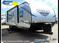 New 2018  Forest River Salem T27RKSS by Forest River from Camper Clinic, Inc. in Rockport, TX