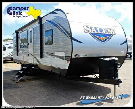 2018 Forest River Salem T27RKSS