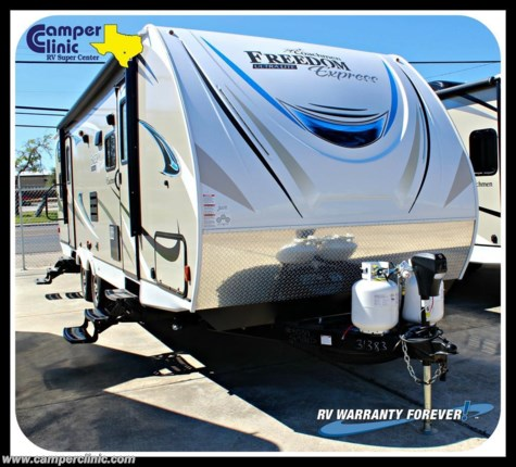 2018 Coachmen Freedom Express 287BHDS