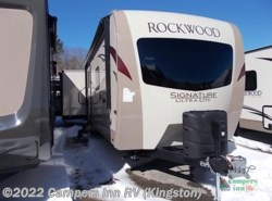 New 2017  Forest River Rockwood Signature Ultra Lite 8329SS by Forest River from Campers Inn RV in Kingston, NH