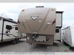 New 2018  Forest River Rockwood Signature Ultra Lite 8301WS by Forest River from Campers Inn RV in Kingston, NH