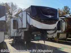 New 2018  Heartland RV Edge 357 by Heartland RV from Campers Inn RV in Kingston, NH