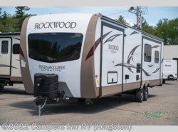 New 2018  Forest River Rockwood Signature Ultra Lite 8325SS by Forest River from Campers Inn RV in Kingston, NH