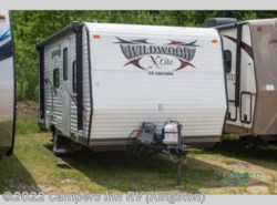 Used 2013  Forest River Wildwood 184BH by Forest River from Campers Inn RV in Kingston, NH
