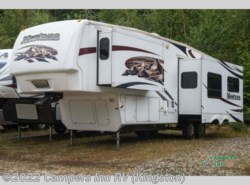 Used 2008  Keystone Montana 3075RL by Keystone from Campers Inn RV in Kingston, NH
