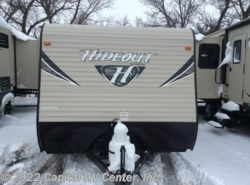 New 2017  Keystone Hideout 177LHS by Keystone from Capital RV Center, Inc. in Minot, ND