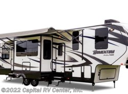 Used 2016  Grand Design Momentum 388M by Grand Design from Capital RV Center, Inc. in Bismarck, ND