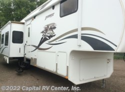 Used 2009  Keystone Everest 348R by Keystone from Capital RV Center, Inc. in Minot, ND