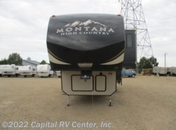 New 2018  Keystone Montana High Country 305RL by Keystone from Capital RV Center, Inc. in Minot, ND