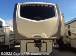 New 2018  Keystone Montana 3810MS by Keystone from Capital RV Center, Inc. in Minot, ND