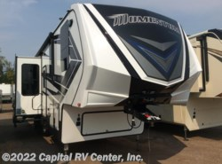 New 2018  Grand Design Momentum 350M by Grand Design from Capital RV Center, Inc. in Minot, ND