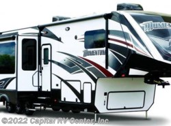 New 2018  Grand Design Momentum 397TH by Grand Design from Capital RV Center, Inc. in Minot, ND