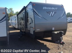 New 2019  Keystone Hideout 28BHS by Keystone from Capital RV Center, Inc. in Minot, ND