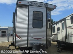 Used 2013  Forest River Cherokee Destination T39P by Forest River from Capital RV Center, Inc. in Minot, ND