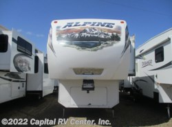 Used 2014  Keystone Alpine 3535RE by Keystone from Capital RV Center, Inc. in Bismarck, ND
