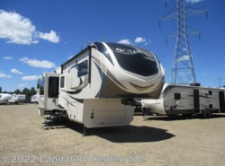 New 2018  Grand Design Solitude 375RES by Grand Design from Capital RV Center, Inc. in Bismarck, ND