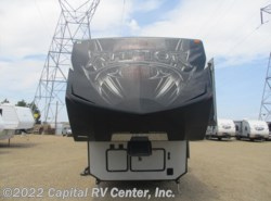 Used 2015  Keystone Raptor 332TS by Keystone from Capital RV Center, Inc. in Bismarck, ND