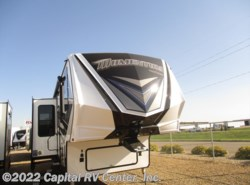 New 2018  Grand Design Momentum 349M by Grand Design from Capital RV Center, Inc. in Bismarck, ND