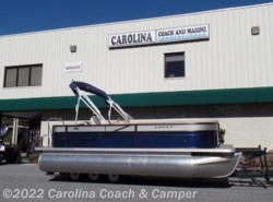 New 2017  Miscellaneous  Crest Pontoons II 210 L  by Miscellaneous from Carolina Coach & Marine in Claremont, NC