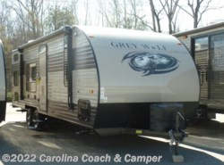 New 2017  Forest River Cherokee Grey Wolf 26DJSE by Forest River from Carolina Coach & Marine in Claremont, NC