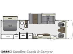 New 2018  Forest River Georgetown 3 Series GT3 30X3 by Forest River from Carolina Coach & Marine in Claremont, NC