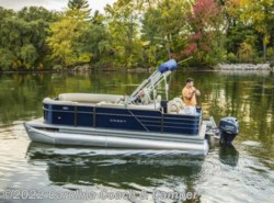 New 2017  Miscellaneous  Crest Pontoons I 220 Fish SF  by Miscellaneous from Carolina Coach & Marine in Claremont, NC