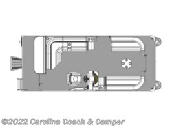 New 2017  Miscellaneous  Apex Marine LS 820 Lanai Cruise  by Miscellaneous from Carolina Coach & Marine in Claremont, NC