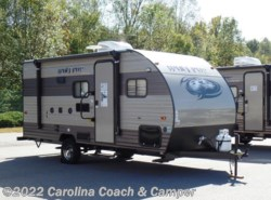New 2018  Forest River Cherokee Wolf Pup 16BHS by Forest River from Carolina Coach & Marine in Claremont, NC