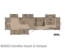 Used 2008  CrossRoads Seville 35RL by CrossRoads from Carolina Coach & Marine in Claremont, NC