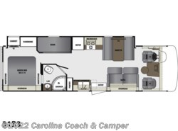 New 2018  Forest River Georgetown 3 Series GT3 31B3 by Forest River from Carolina Coach & Marine in Claremont, NC