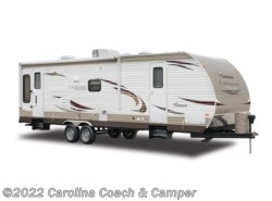 Used 2013  Coachmen Catalina 37DQBS by Coachmen from Carolina Coach & Marine in Claremont, NC